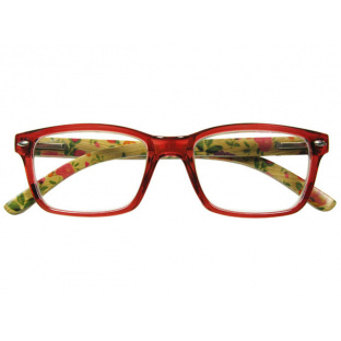 'Eva' Reading Glasses Red