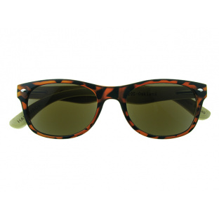 'Oakland' Natural Bamboo Sun Readers Tortoiseshell