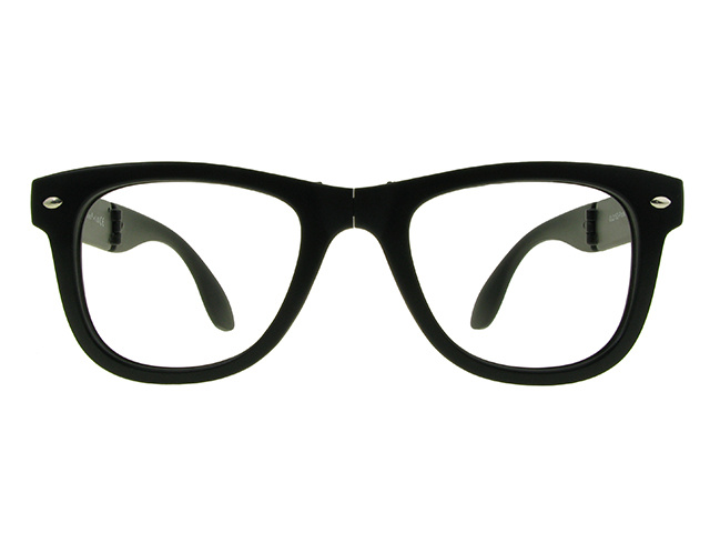 Pocket Specs Black Front