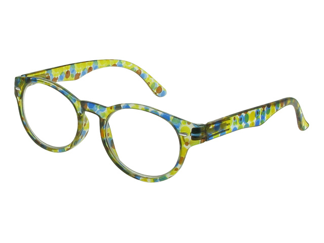 Zest Yellow/Blue Multi Side