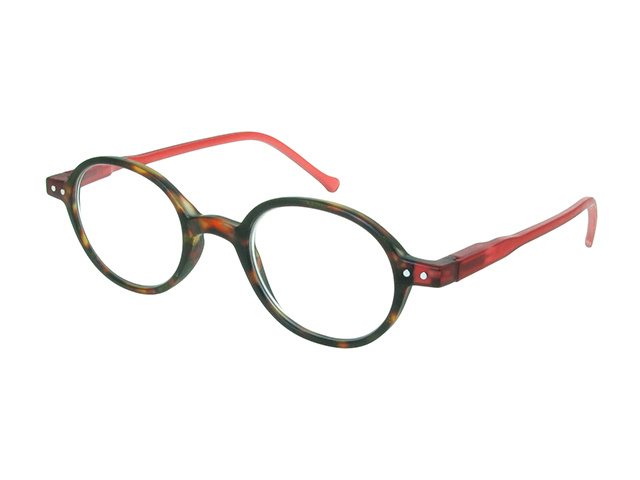 Campbell red/tortoiseshell side
