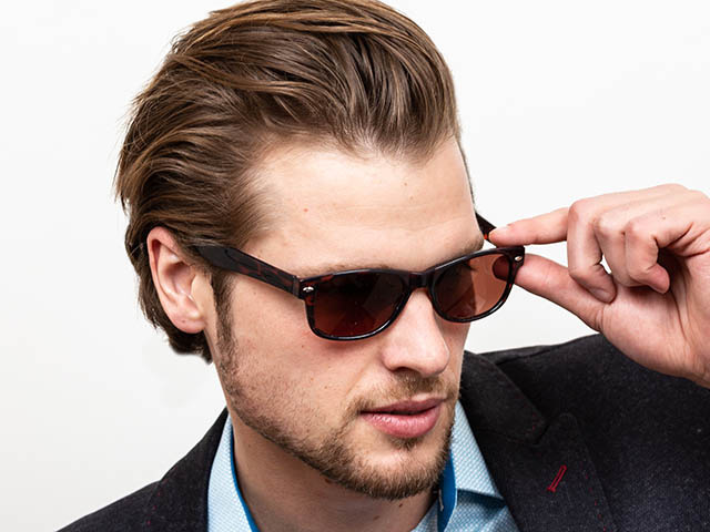 'Dakota' Reading Sunglasses Tortoiseshell