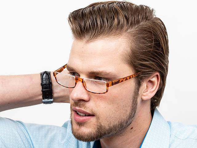 'Sloane' Reading Glasses Tortoiseshell