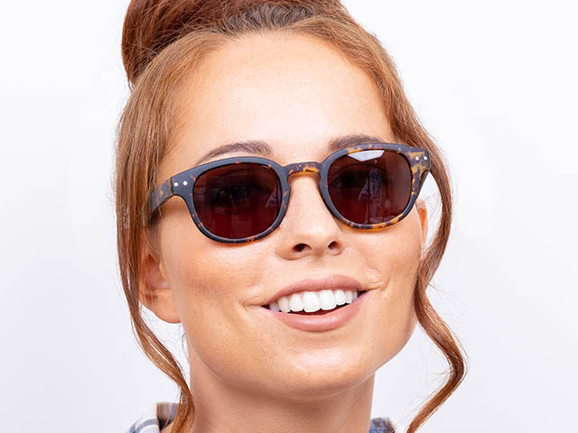 'Cooper' Reading Sunglasses Tortoiseshell