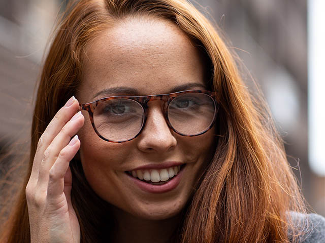 'Bloomsbury' Reading Glasses Tortoiseshell