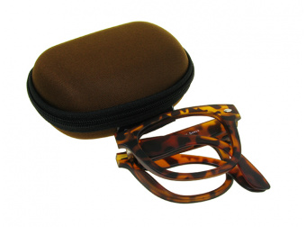 Pocket Specs Tortoiseshell With Case