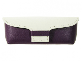 Two Tone Purple Front