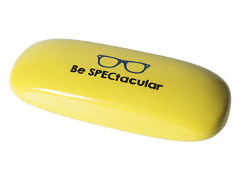 Slogan Case Yellow Side