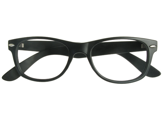 'Billi BlueLight' Reading Glasses Matte Black