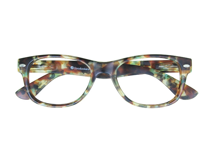 'Billi' Reading Glasses Multi Tortoiseshell