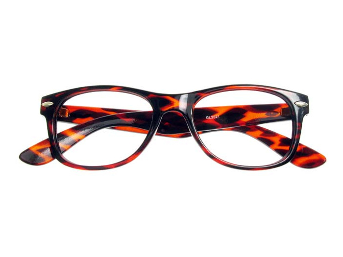 'Billi' Reading Glasses Tortoiseshell