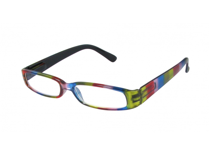 'Geneva' Reading Glasses Multi