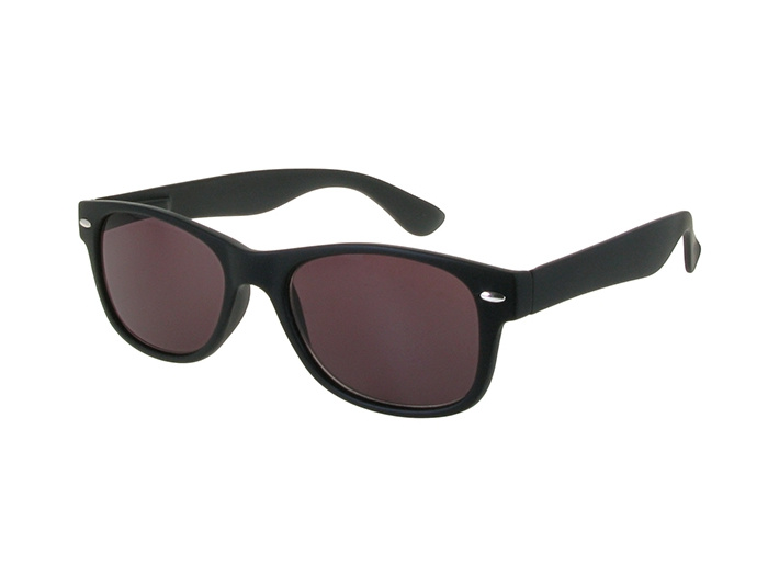 'Dakota' Reading Sunglasses Matte Black