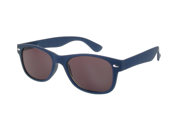 'Dakota' Reading Sunglasses Matte Blue