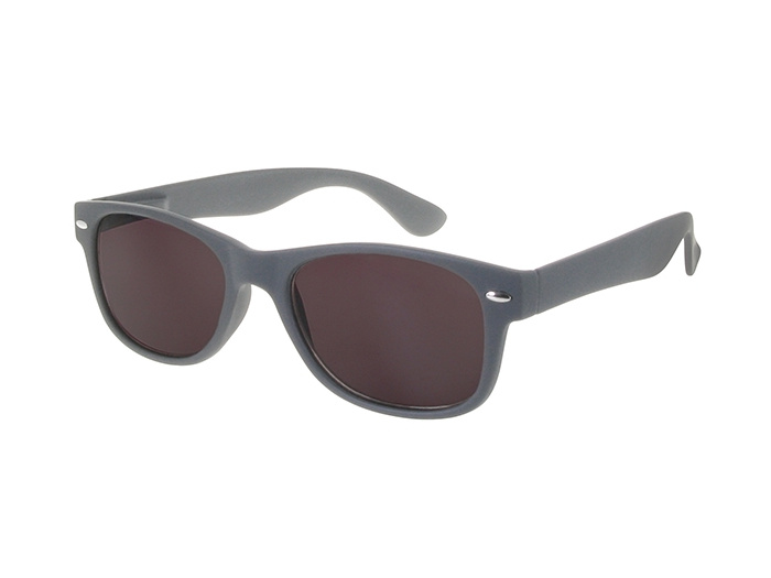 'Dakota' Reading Sunglasses Matte Gray