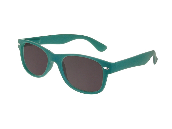 'Dakota' Reading Sunglasses Matte Turquoise