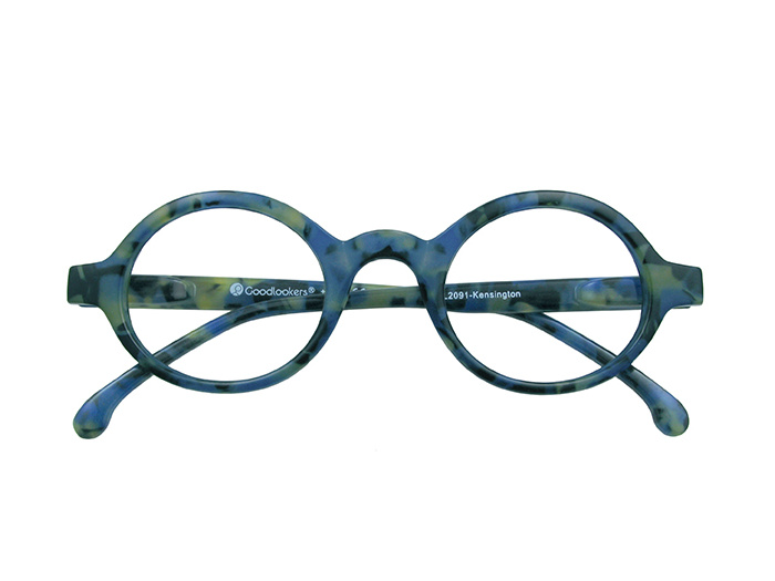 'Kensington' Reading Glasses Blue