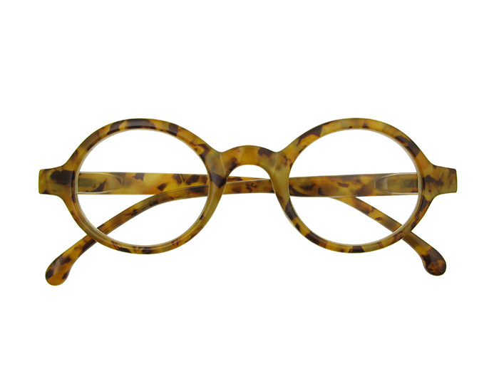 'Kensington' Reading Glasses Light Brown