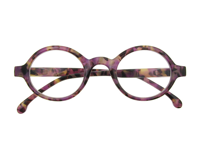 'Kensington' Reading Glasses Purple