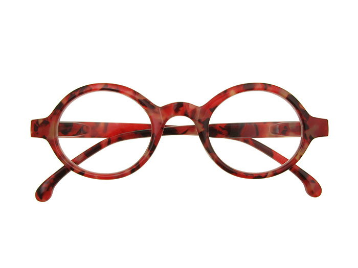 'Kensington' Reading Glasses Red