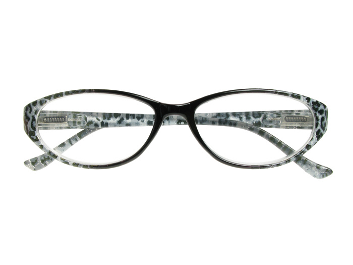 'Lynx' Reading Glasses Black