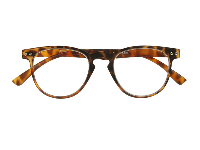 'Kent' Reading Glasses Tortoiseshell