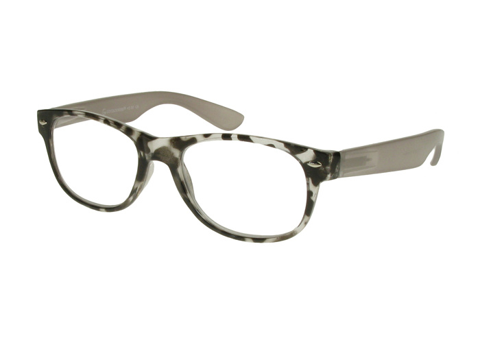 'Camden' Reading Glasses Gray