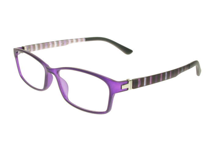'Pimlico' Reading Glasses Purple