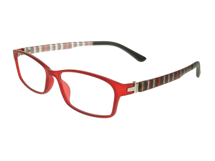 'Pimlico' Reading Glasses Red