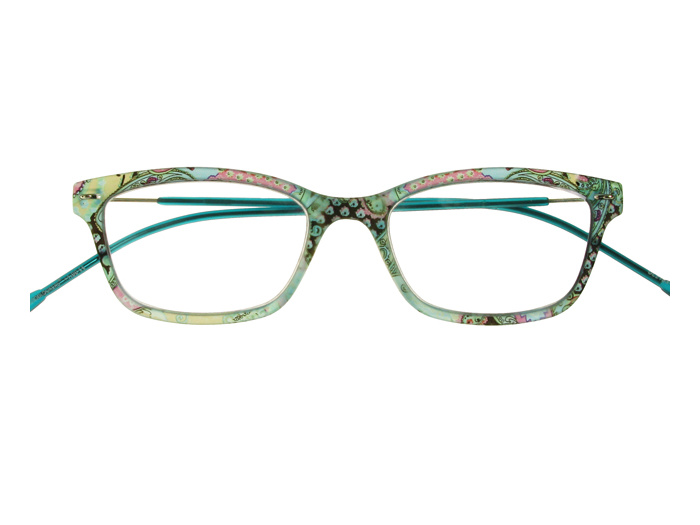 'Olivia' Reading Glasses Blue