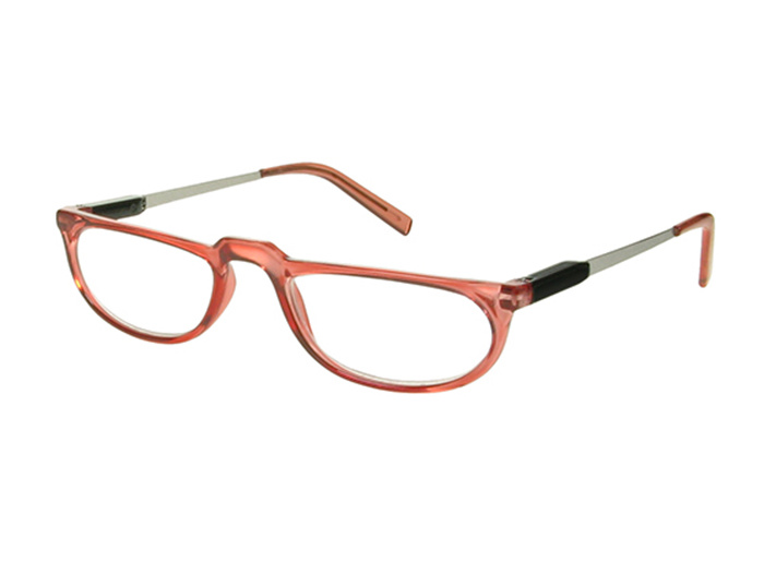'Lucy' Reading Glasses Red/Black