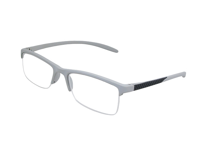 'Parliament' Reading Glasses Matte Gray