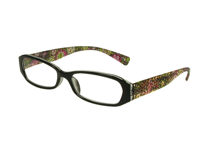 'Isabelle' Reading Glasses Black