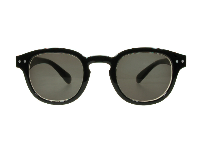 'Cooper' Reading Sunglasses Black