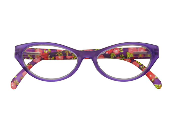 'Summer' Reading Glasses Purple