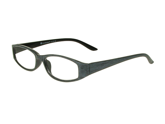 'West End' Reading Glasses Gray