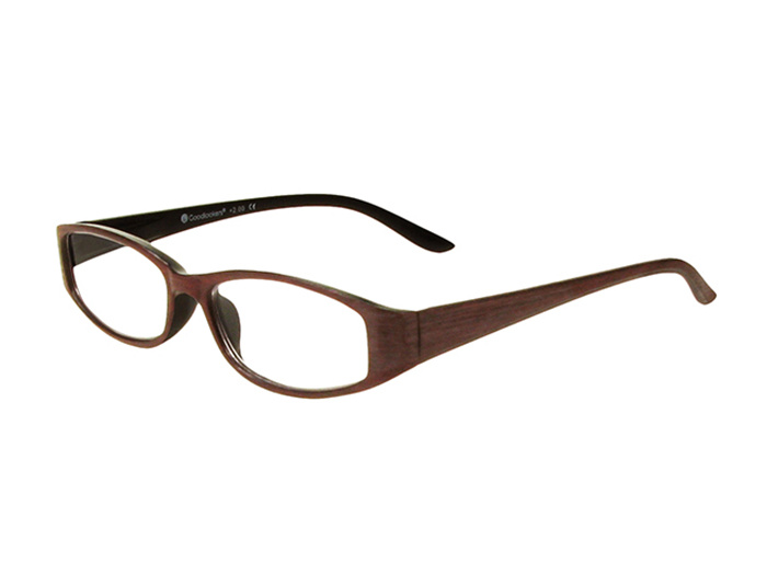 'West End' Reading Glasses Red