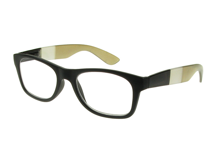 'Festival' Reading Glasses Black