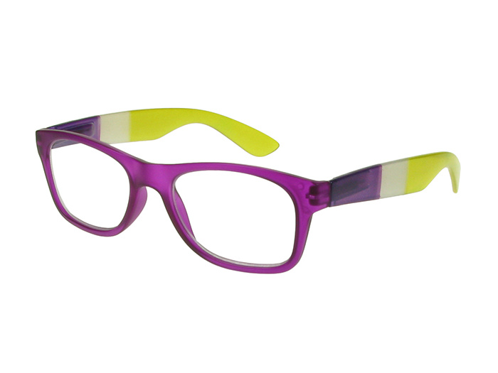'Festival' Reading Glasses Purple