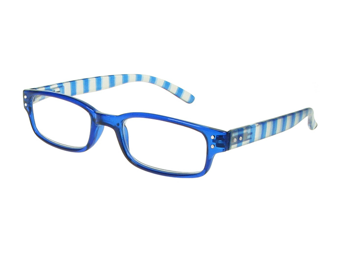 'Newport' Reading Glasses Blue