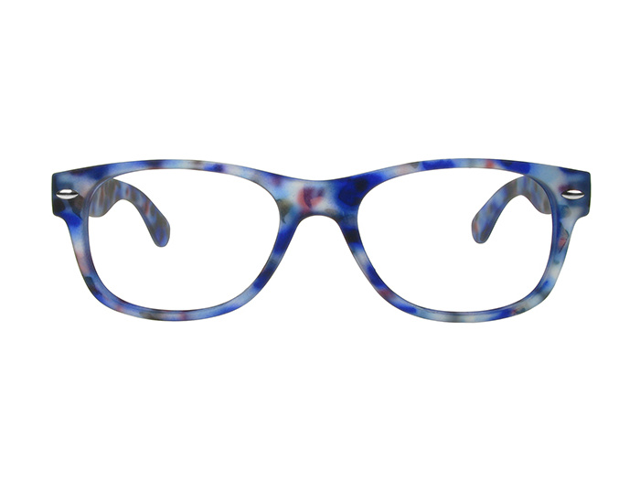 'Brighton' Reading Glasses Blue