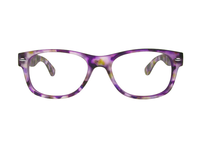 'Brighton' Reading Glasses Purple