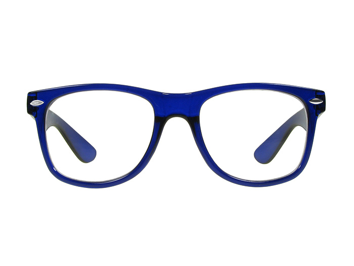 Billi Big' Reading Glasses Blue
