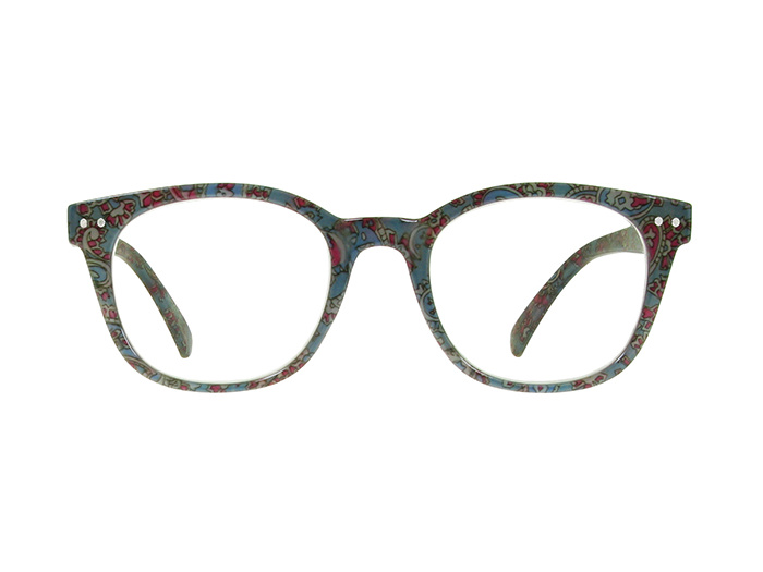 'Juliet' Reading Glasses Blue