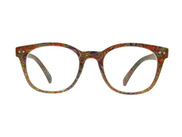 'Juliet' Reading Glasses Red