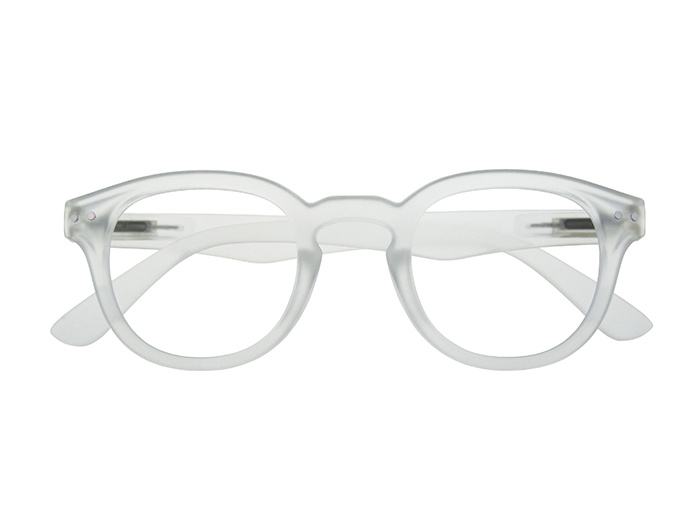 'Holiday' Reading Glasses White