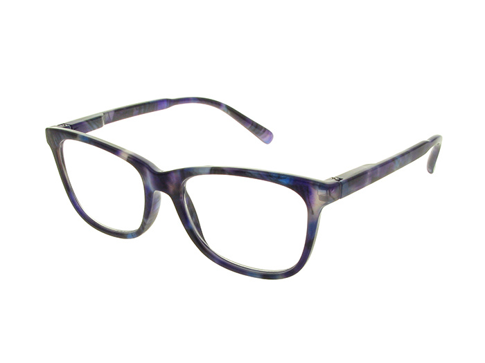 'Hayward' Reading Glasses Blue Multi