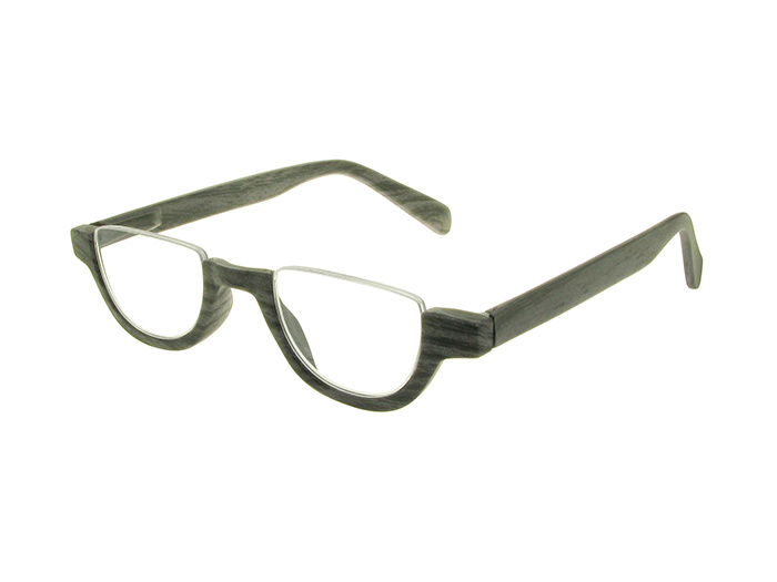 'Fulham' Reading Glasses Grey
