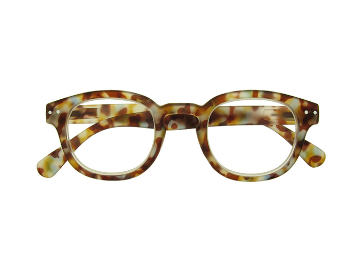 'Greenwich' Reading Glasses Multi Tortoiseshell