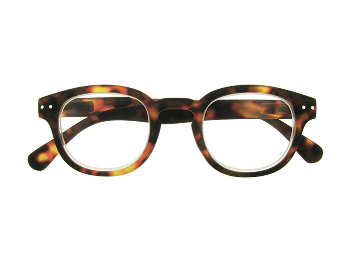 'Greenwich' Reading Glasses Tortoiseshell